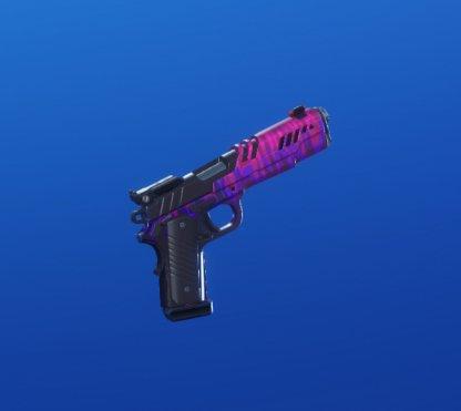 PAINT SPLASH Wrap - Handgun