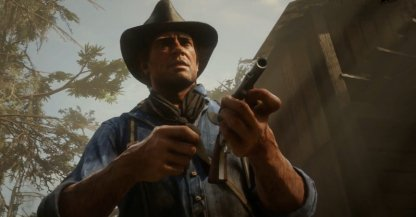 Red Dead Redemption 2 Weapon List