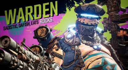 Warden