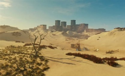 Dune Sea  - Side Missions & Activities Walkthrough