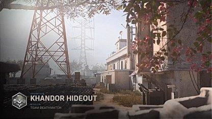 Khandor Hideout