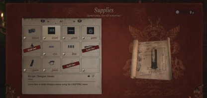 Weapons & Items In NG