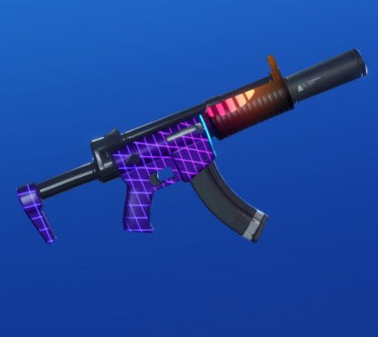 NEONIMAL Wrap - Submachine Gun