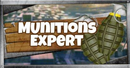 MUNITIONS EXPERT Skin