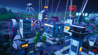 Neo Tilted Replaces Tilted Towers