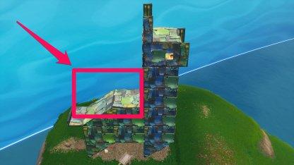 Season 6 Week 4 Secret Banner Location Giant Llama