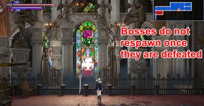 Bosses Do Not Respawn