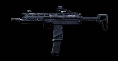 Piercer SMG Weapon Details