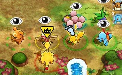 Recruit Strong Foe Pokemon