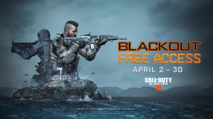 Blackout Will Be Free All Month