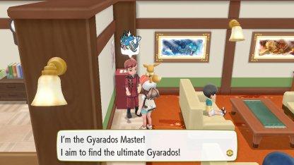 Gyarados Master Trainer