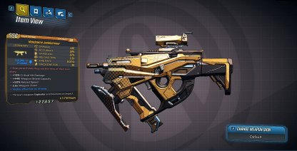 Borderlands 3 Handsome Jackhammer Legendary Smg How To