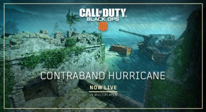 Adds Contraband Hurricane Map & Fixes & Improvements