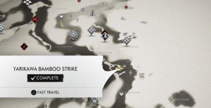 Yarikawa Bamboo Strike
