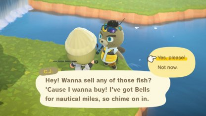 Sell Fish For Bells