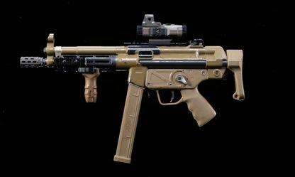 Sand Snake Weapon Details