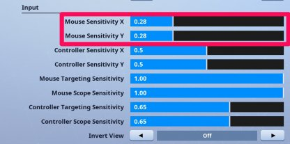 mouse settings for better aiming - best controller sensitivity for fortnite xbox season 8