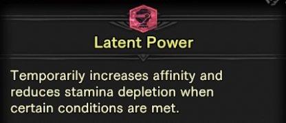 Latent Power