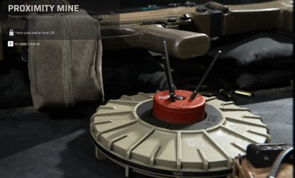 Proximity Mine