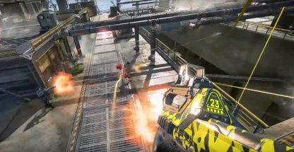 Aggresive Run & Gun Gameplay with Octane