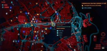 Cyberpsycho Sighting: Demons of War