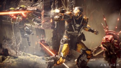 Anthem - Gameplay Featured Articles
