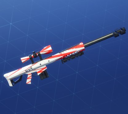 CONVERGE Wrap - Sniper Rifle