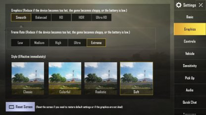 PUBG Mobile | Recommended Settings / Controls
