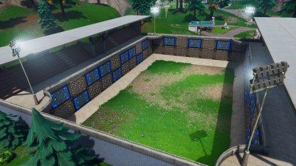 New Item: Spiky Stadium