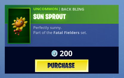 Buy Separately From Item Shop