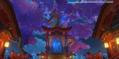 Sacred Sakura (Grand Narukami Shrine)