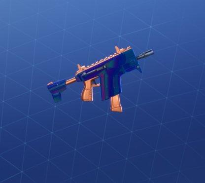 STINGER Wrap - Submachine Gun