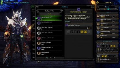 Endgame Elemental Bow Build