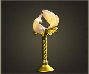 Pisces Lamp