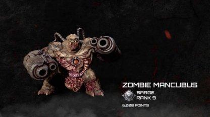 Zombie Mancubus