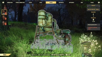 Fallout 76, Camp - Tips & Best Locations