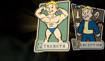 Strength Perk Cards