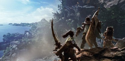 Action-RPG Game That Continues Monster Hunter Series