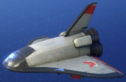 Glider skin Image ORBITAL SHUTTLE