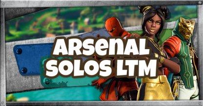 Arsenal Solos LTM