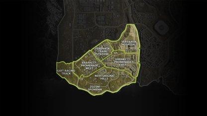 Sector 3: Verdansk Southwest