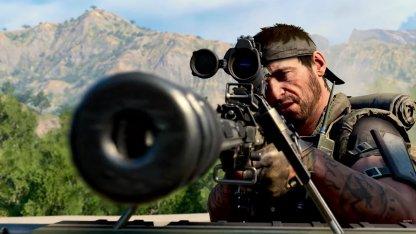 CoD: BO4 solos sniper image