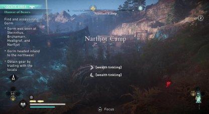 Found In Narfjolt Camp
