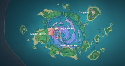 New Island Added In 2.1 Update