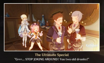 Ending 5: The Ultimate Special