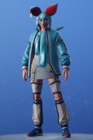 Skin Outfit FLAPJACKIE