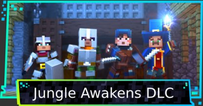 Jungle Awakens Stories
