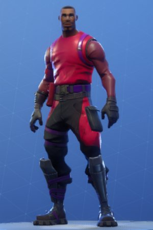 Skin Outfit RADIANT STRIKER