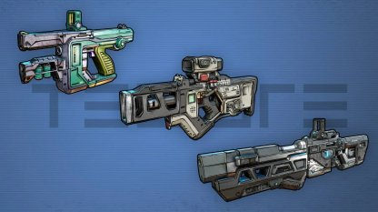 TEDIORE - Weapon Brand Features