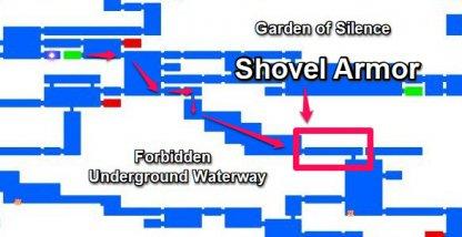 Head To Forbidden Underground Waterway